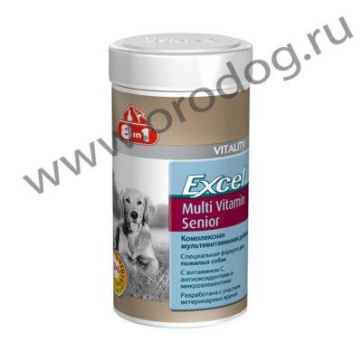 мультивитамины для стареющих собак