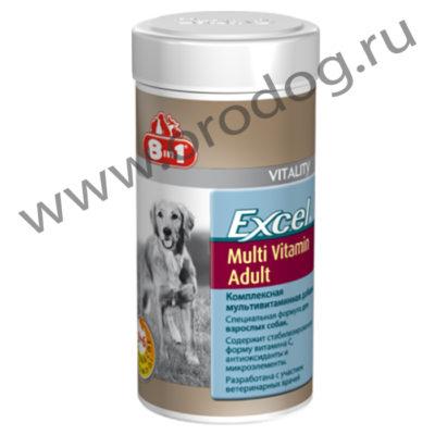 мультивитамины для взрослых собак