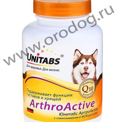 витамины для суставов и хрящей для стареющих собак